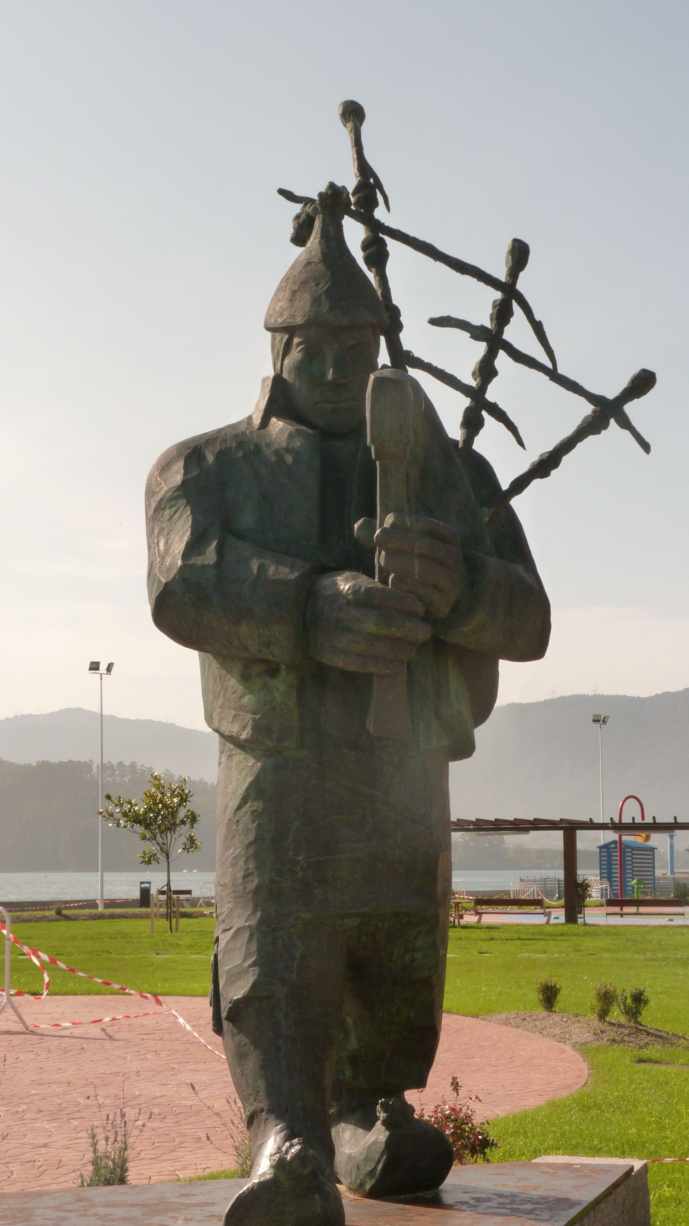 La gaita galicienne