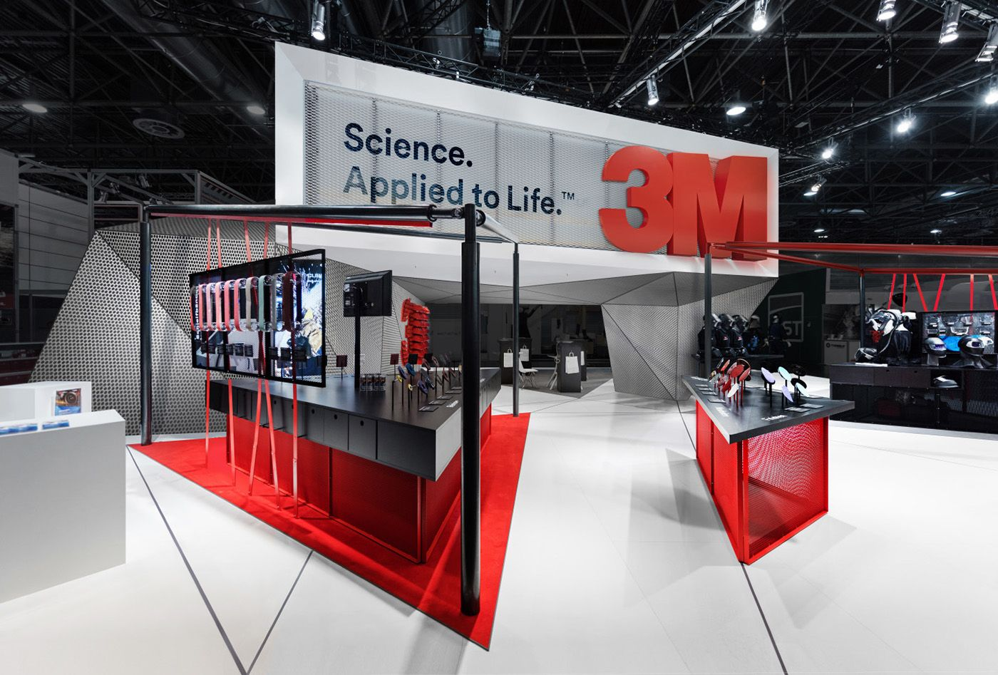 Exhibition Stand 2017 : Exhibition stand of m company at schweissen schneiden