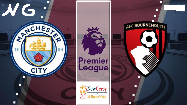 Bournemouth vs Manchester City Score prediction, lineups