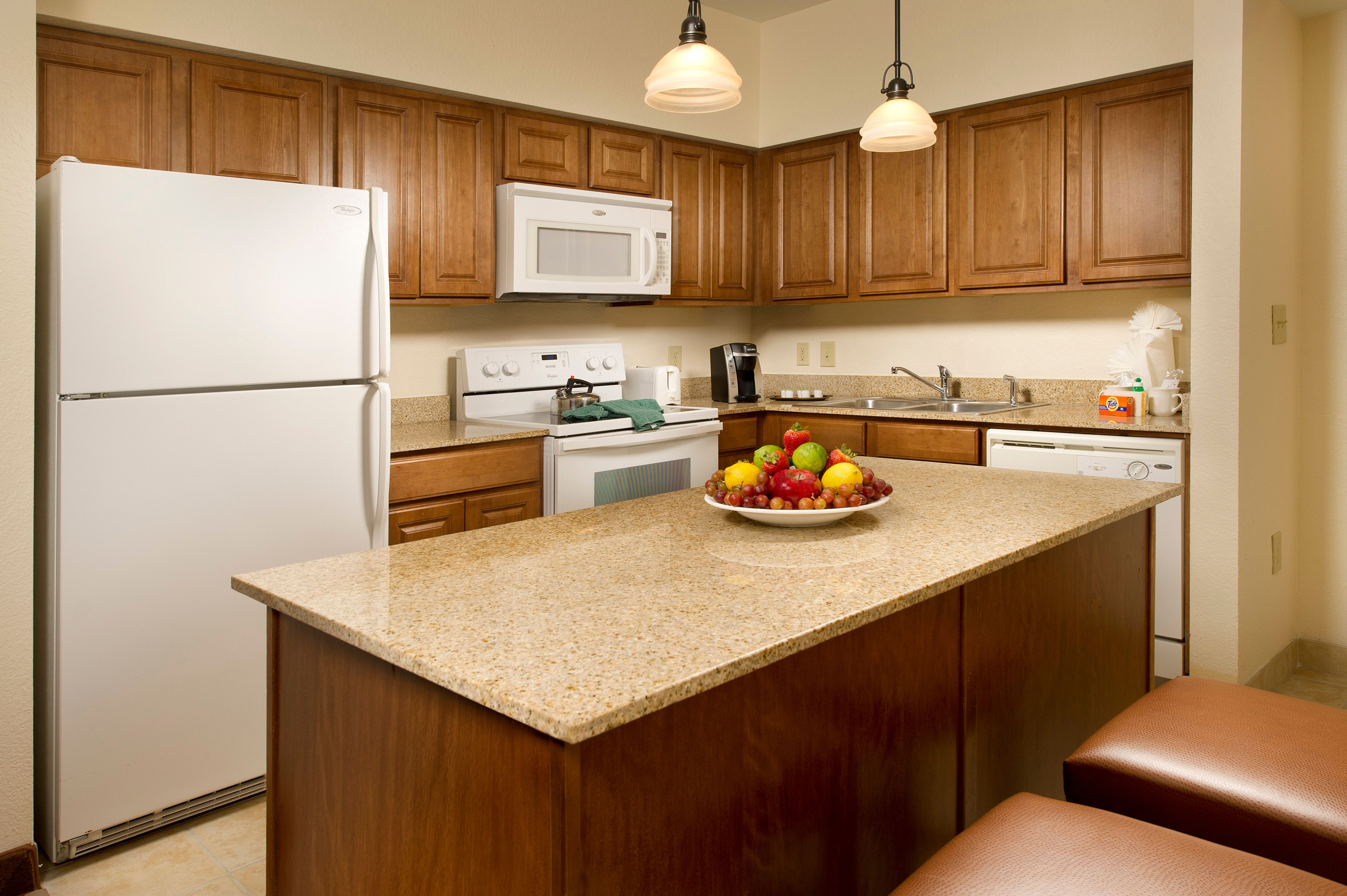 Kitchen with all the essentials and more! Orlando