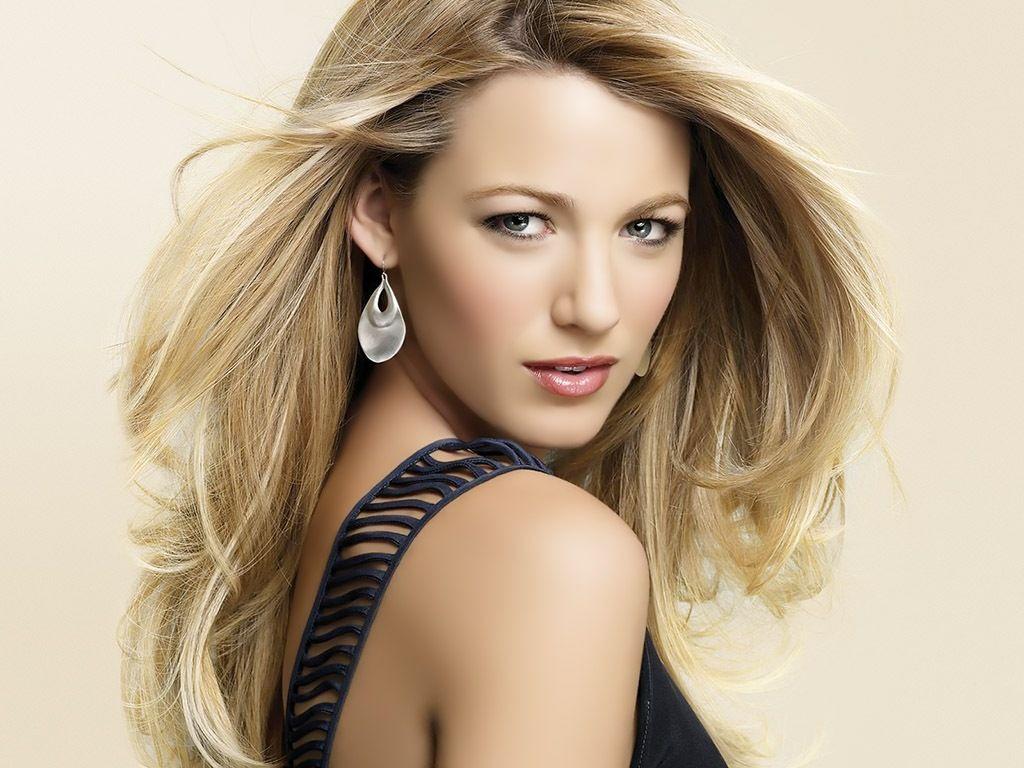 Blake Lively Model