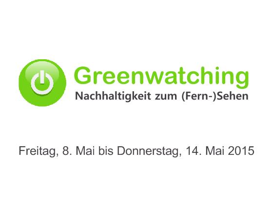 Greenwatching: Freitag, 8. Mai bis Donnerstag, 14. Mai 2015. Freitag, 8. Mai 2015. Servus TV, 15:05 bis 16:05. Die Erde von oben...