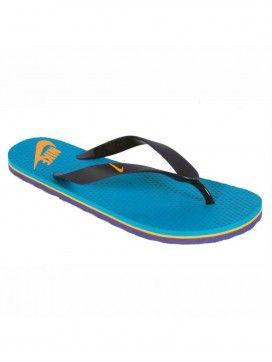 18c16ce14389 Nike Aquahype Blue Flip Flops   Rs.649