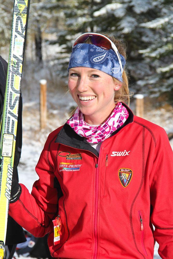 Sophie Caldwell | Cross Country Skiing | #TeamUSA #sochi2014