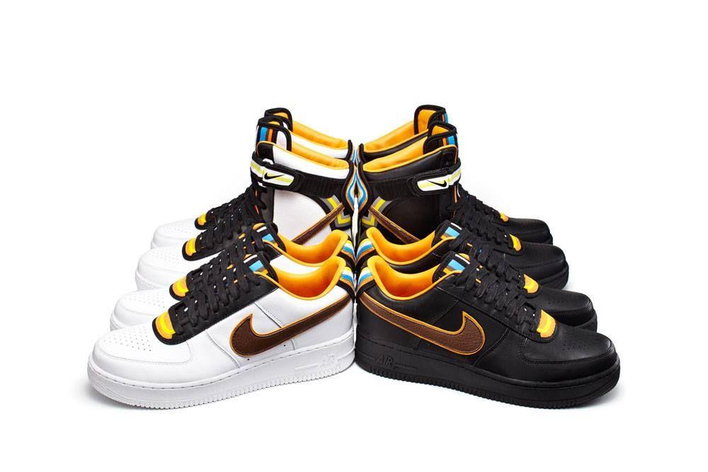 2f707ffa5138 Nike x Riccardo Tisci - Nike + R.T. Air Force 1 Collection