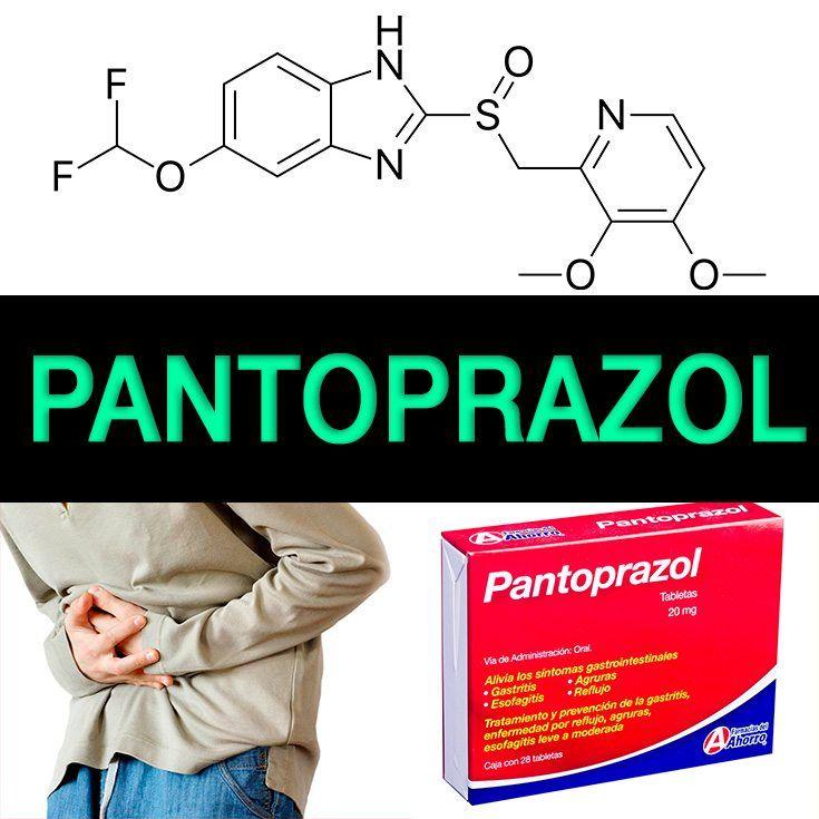 Que es pantoprazol y para que sirve