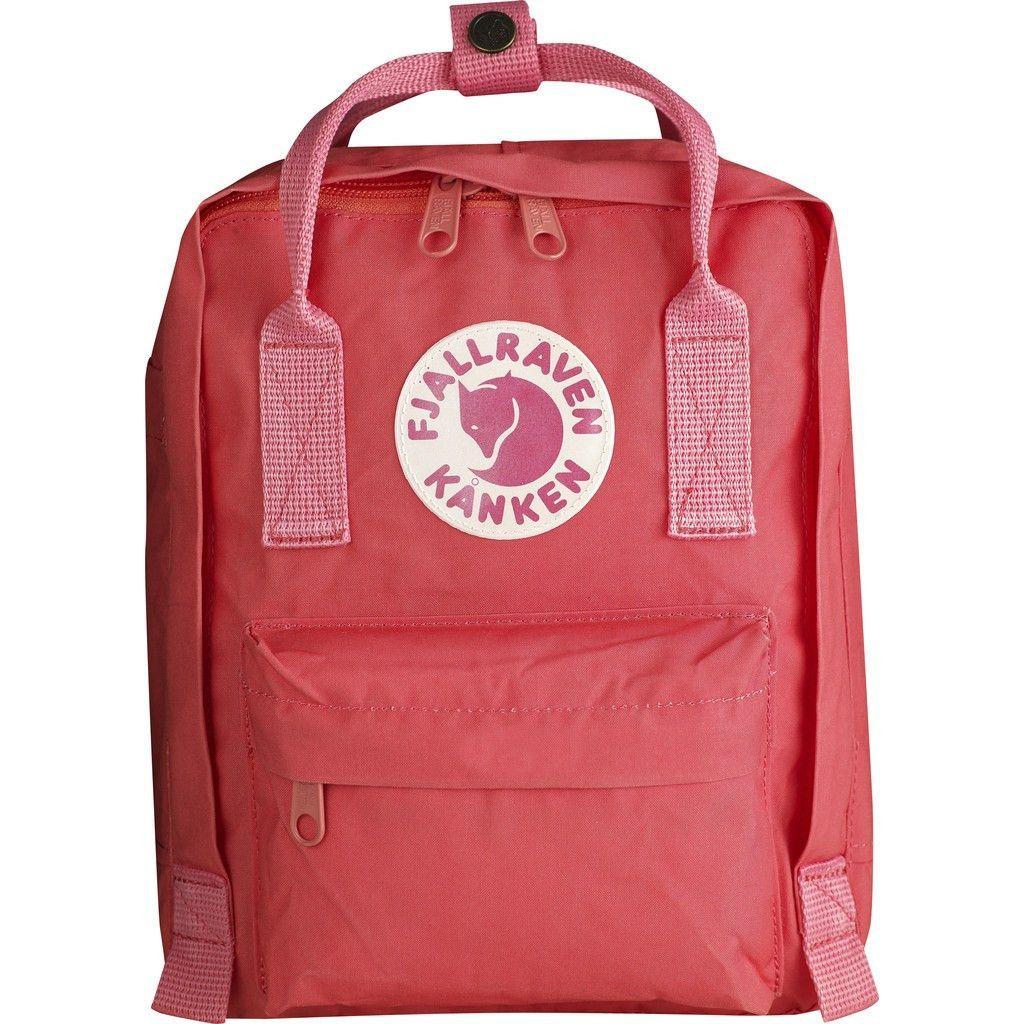 Fjällräven Kånken Kids Backpack | Peach Pink