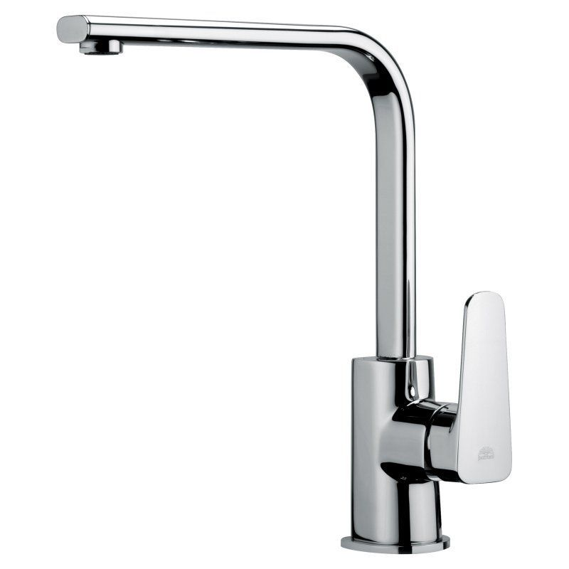 WS Bath Collections SLY SY 180 Single Handle Kitchen Faucet - SLY SY ...
