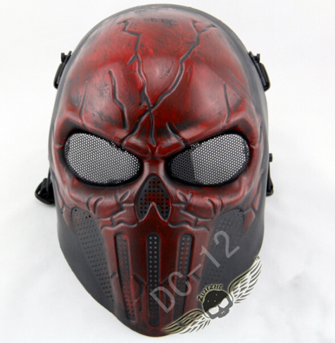 Typhoon Camouflage Hunting Accessories Masks Ghost Tactical Outdoor