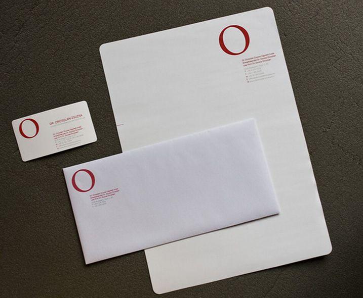 Papier En Tte Carte Visite