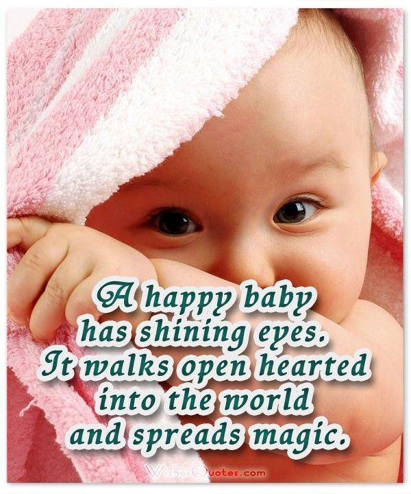 Happy Baby Quotes 2