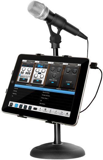 Studio microphone for iPad Recording studio equipment