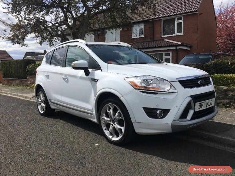 Car For Sale Ford Kuga Titanium Tdci 163 4wd Rare Individual