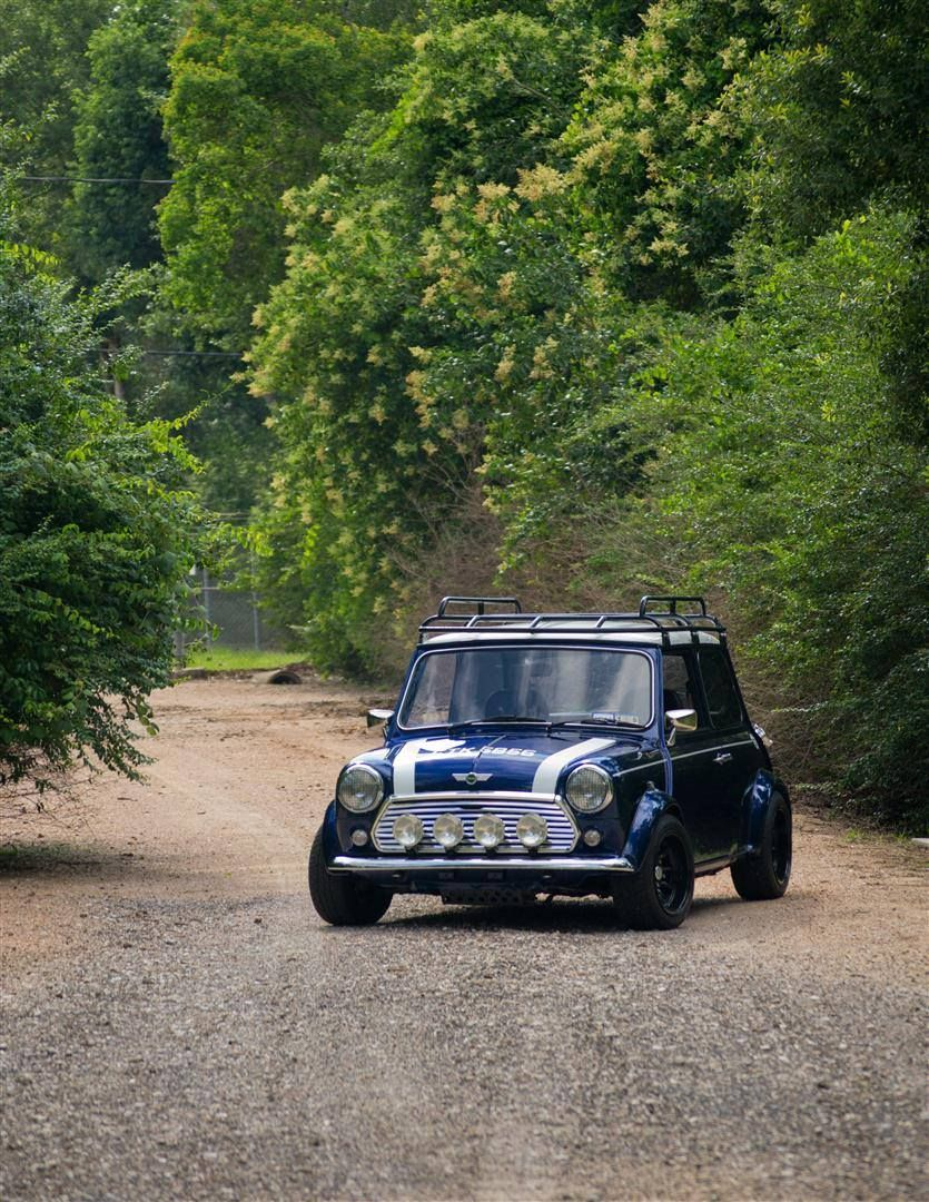 Classic Mini Roof Racks | Mini | Pinterest | Classic mini ...
