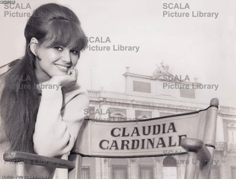 ******** Claudia Cardinale anni '60