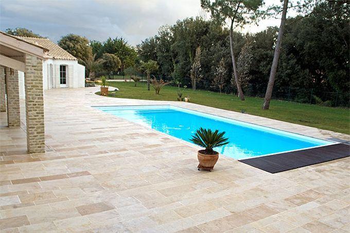 Voici Comment Vous Allez Realiser La Terrasse De Vos Reves Amenagement Jardin Terrasse Piscine Dalle Piscine Terrasse