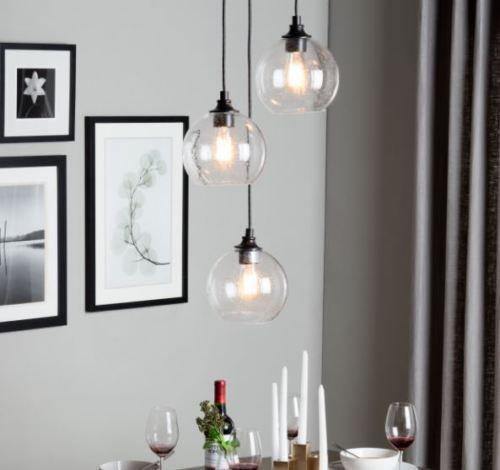 Indoor Lighting Fixtures Hanging Lamp Pendant Lighting For Dining