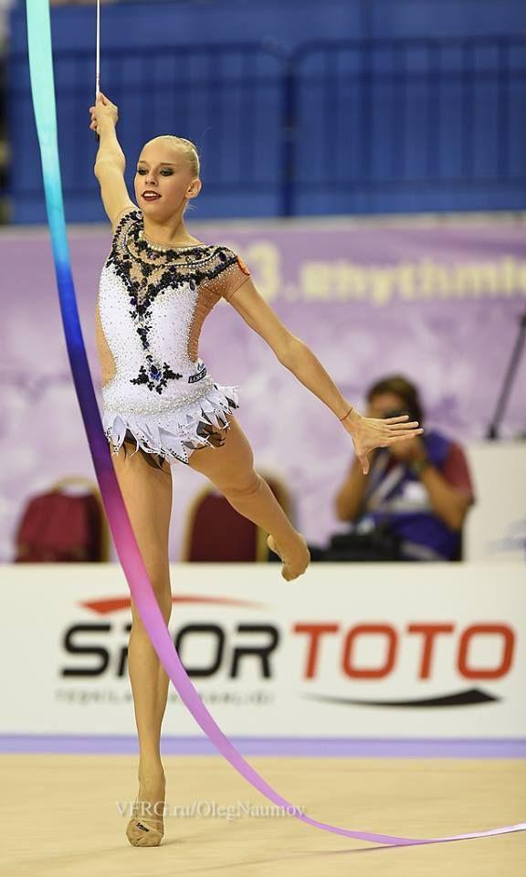 Yana Kudryavtseva, Russia,World Championships 2014