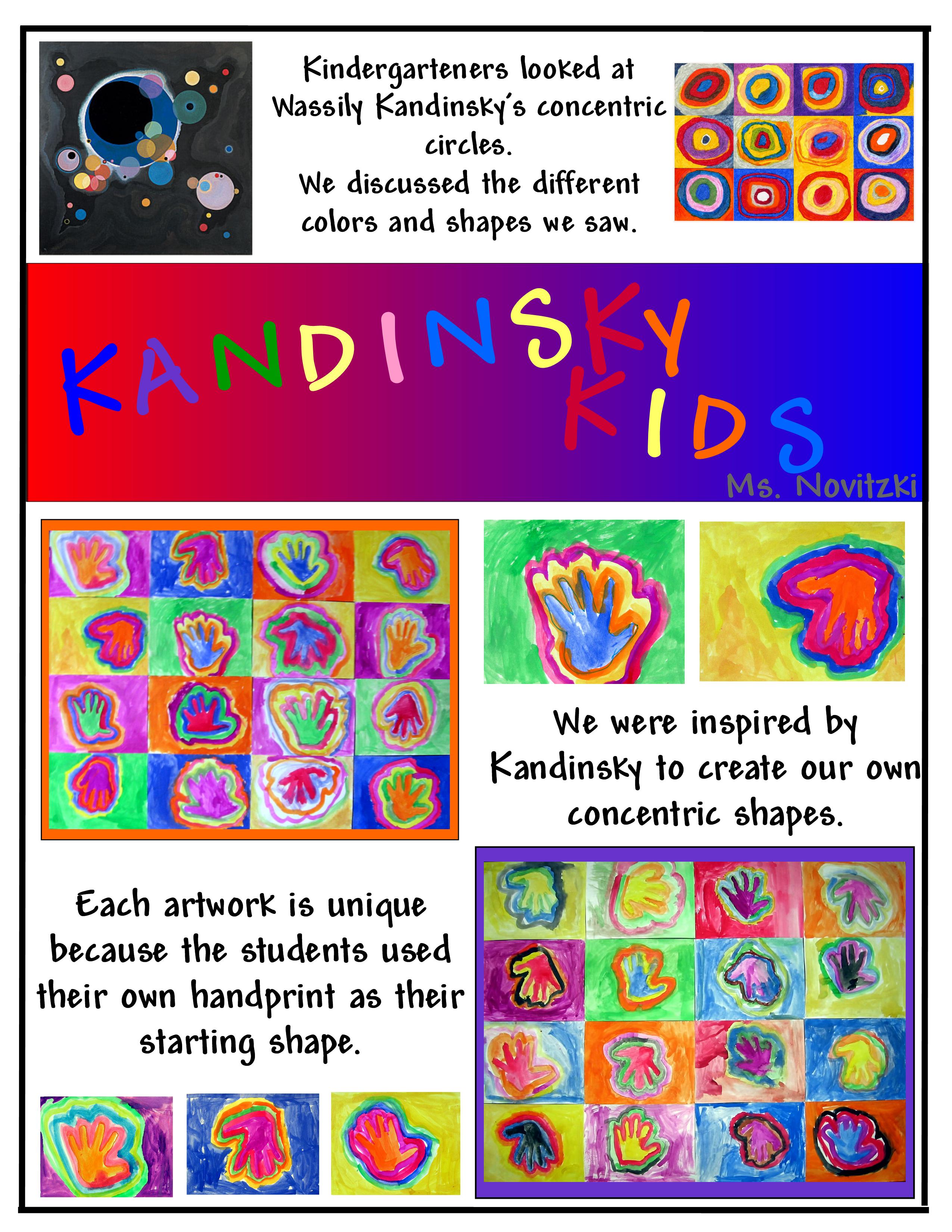 Kandinsky Kids