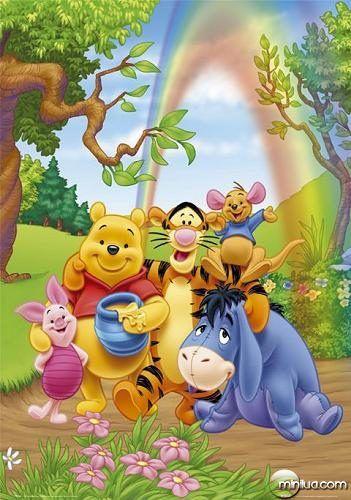 Desenhos Que Marcaram Epoca Ursinho Pooh 23 Ursinho Pooh