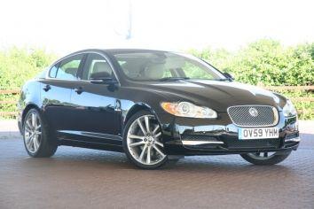 Jaguar XF 3.0d V6 S Premium Luxury 4dr Auto £19,995