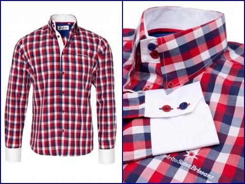 a028ead31e95 camisas a cuadros de vestir para hombre - Buscar con Google | L ...