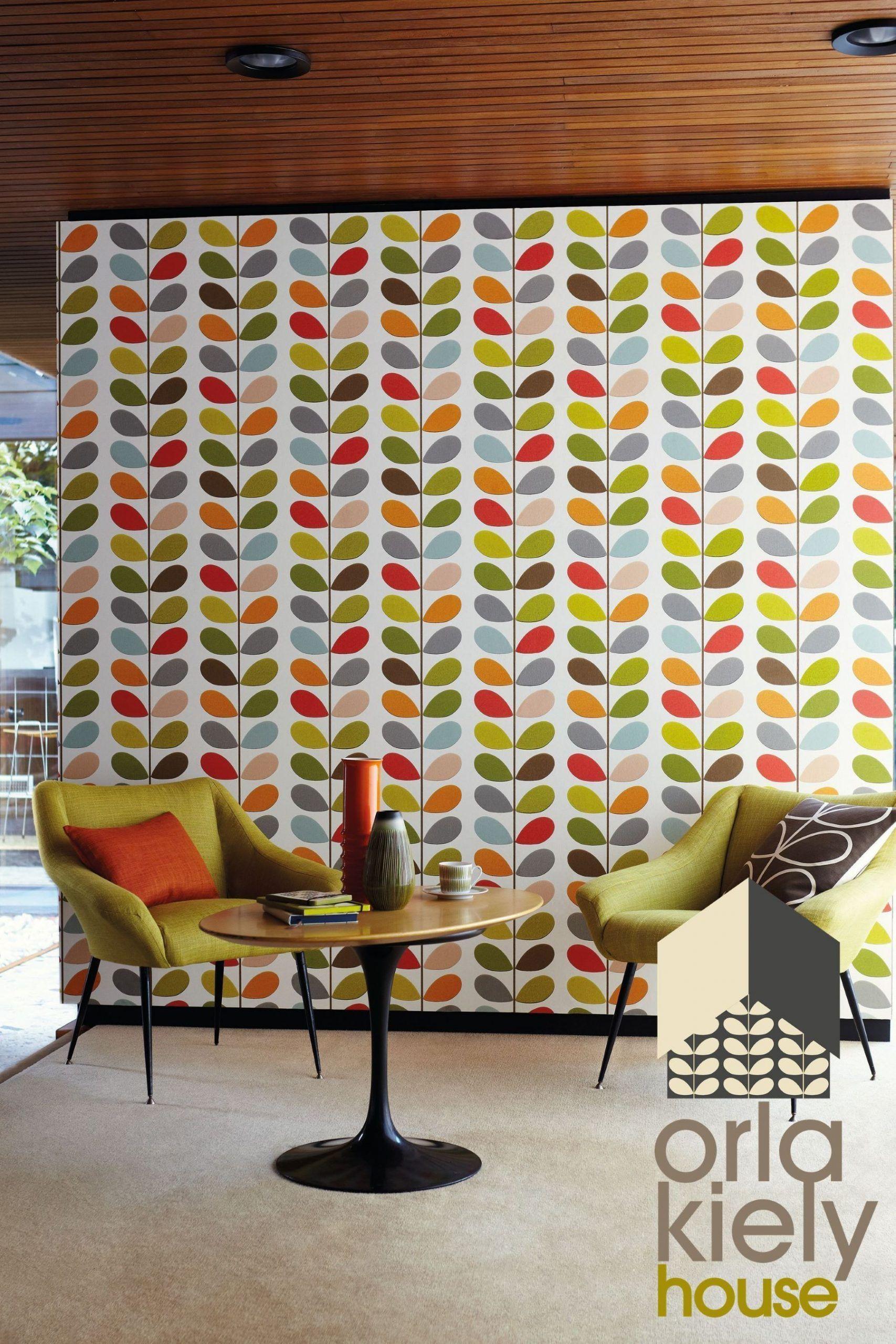 Kaufen Sie Orla Kiely Original Multi Stem Wallpaper im