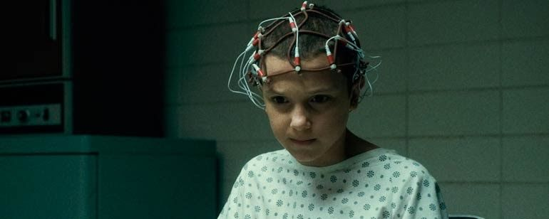 Noticias de cine y series: Stranger Things: Conoce a Eleven, la misteriosa protagonista de la nueva serie original de Netflix que te cautivará este verano