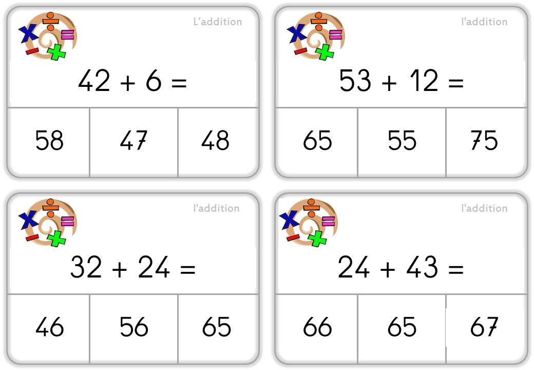 Jeux auto-correctifs de calculs | Calcul ce1, Ce1, Jeux ...