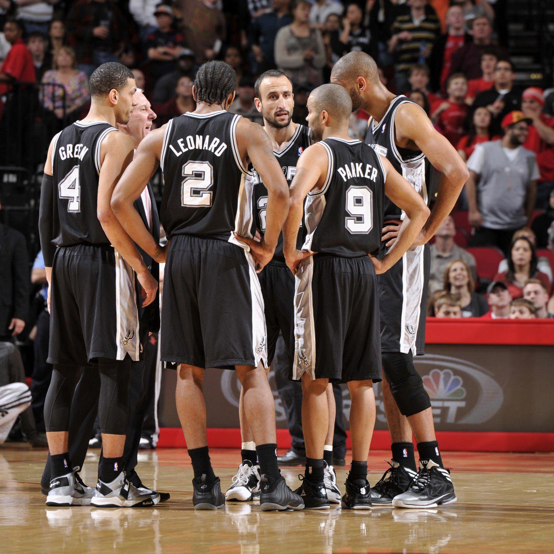 ded34538b 2013 2014 San Antonio Spurs core. Danny Green