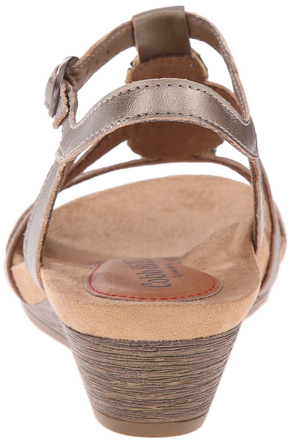 60c23f65b07266 Cobb Hill Women s Hannah CH Wedge Sandal   Details can be found by clicking  on the image. (This is an affiliate link)  shoeslover