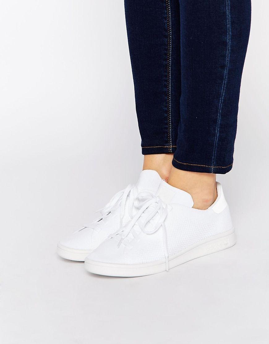 adidas stan smith women white