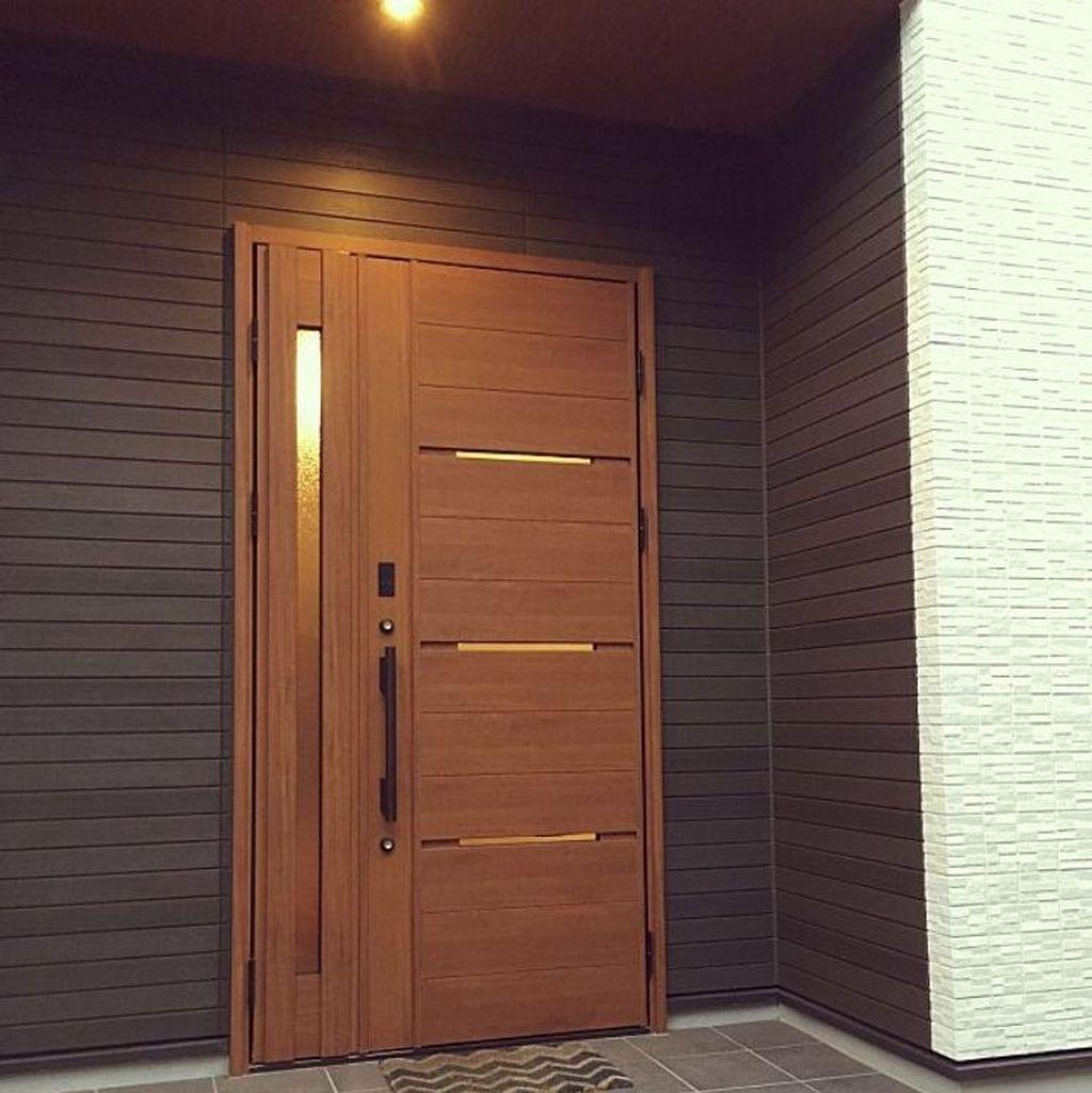 Front Entrance Exterior Design Ideas