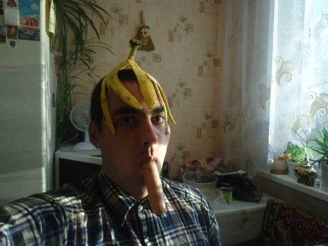 Weird russian dating site photos