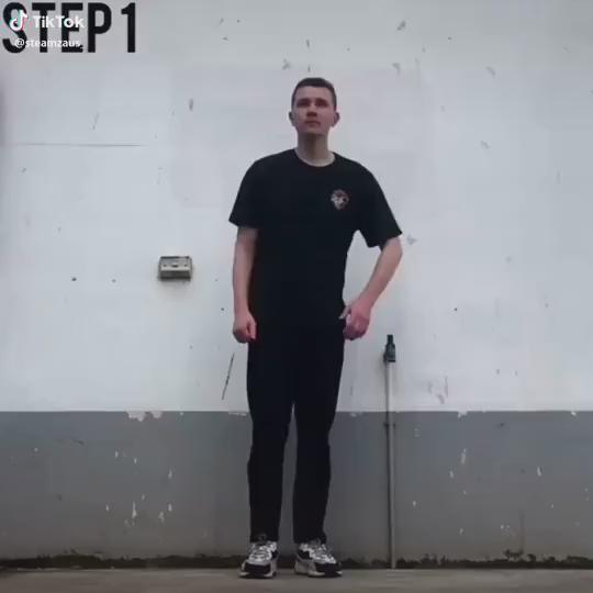 shuffle dance – tik tok