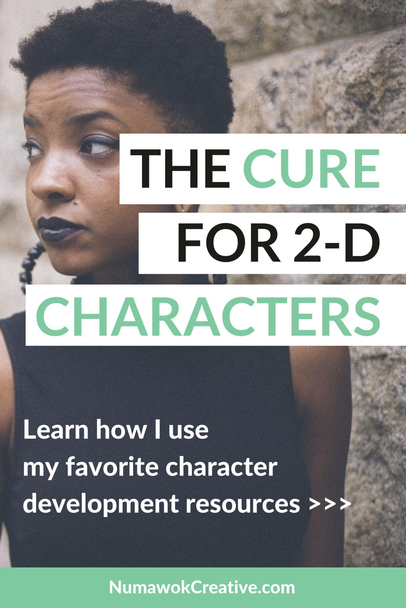 My Favorite Resources For Character Development