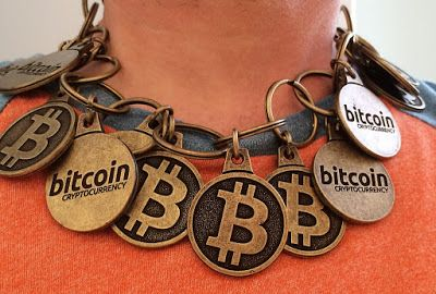 Geld in bitcoin wallet traden