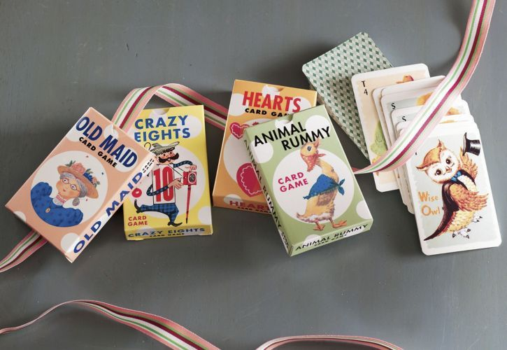 Classic old kiddie card games o classic card games