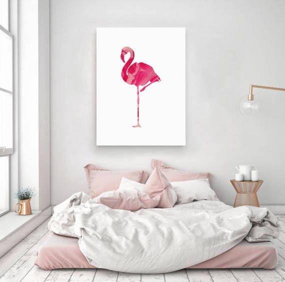22+ Flamingo bedroom decor info
