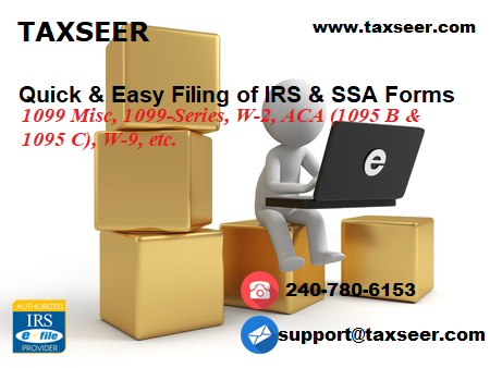 Taxseer Com Is A Money And Time Saving Ally For Small Business