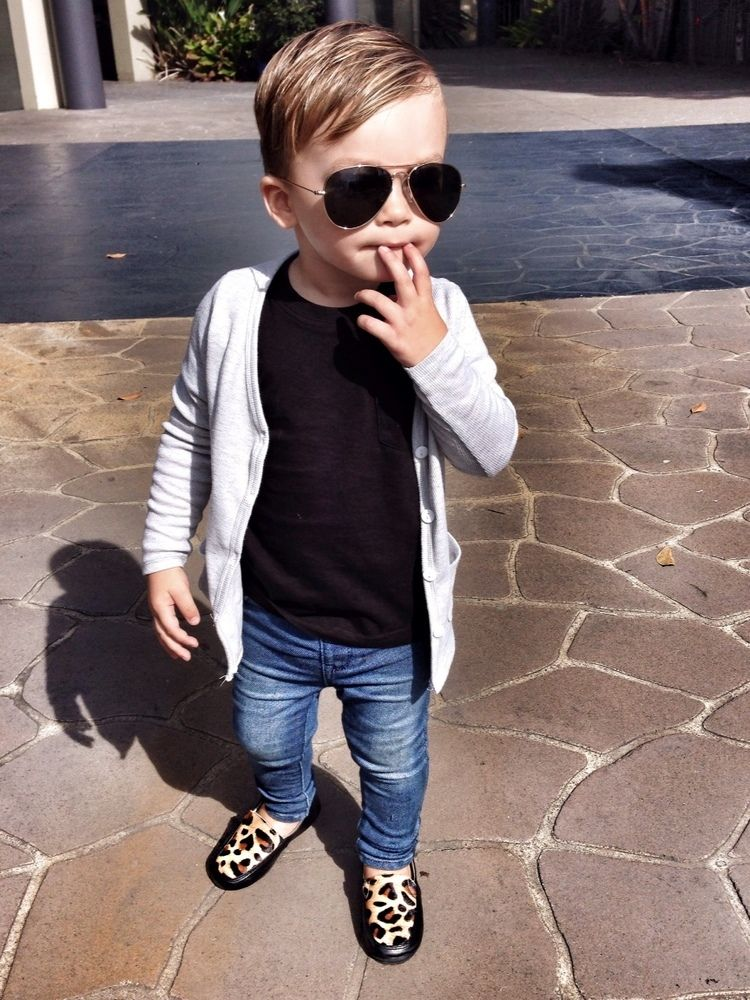 Beau hudson, Toddler boy fashion