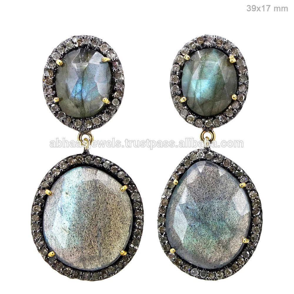 Large Black Spinel Earrings Google Search