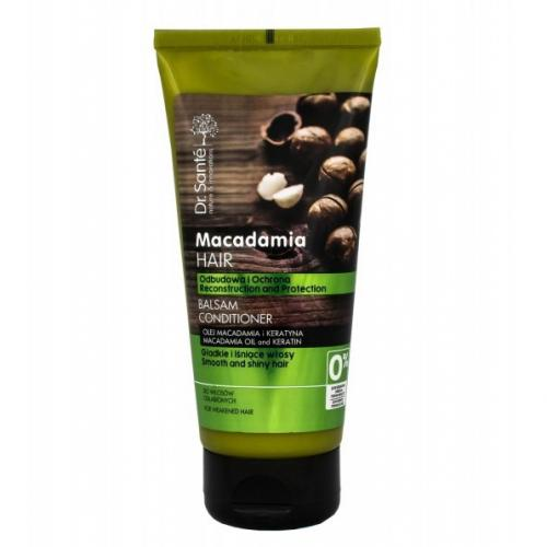 Dr. Sante, Macadamia Hair, Balsam do włosów odbudowująco