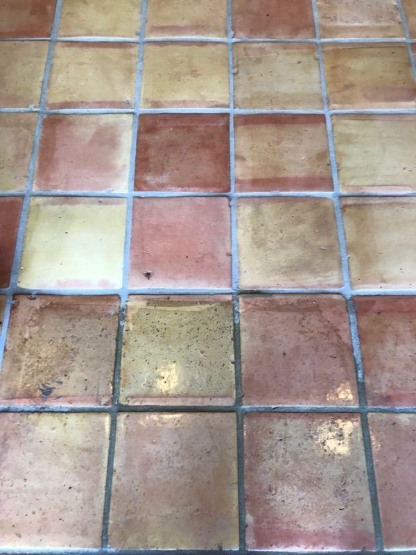 Spanish Floor Tiles Saltillo Tile And Ceramic Tile Restoration