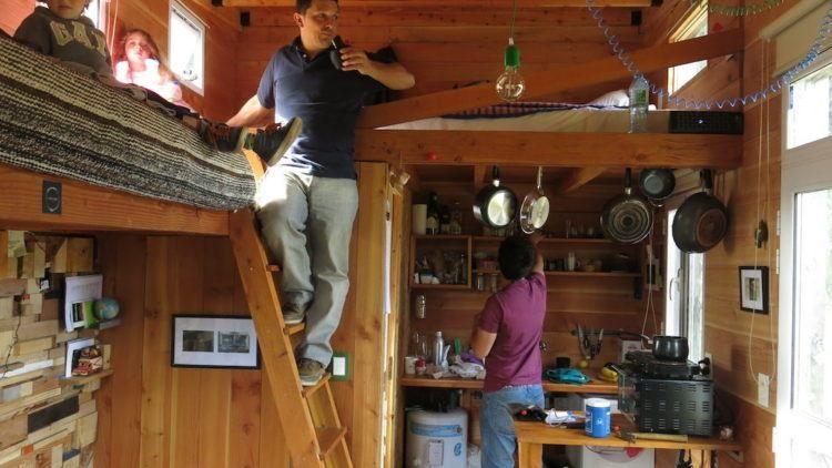 Patagonia Cabin - Tiny House Blog