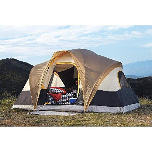 6 Person Tent This Family Northwest Territory Instant Dome Canopy Is Lightweight Waterproof Portable Best For  sc 1 st  Pinterest & 6 Person Tent This Family Northwest Territory Instant Dome Canopy ...