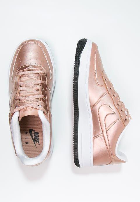 Air Red Se Force Nike Trainers Metallic Bronze Sportswear 1 80wkNXZOPn