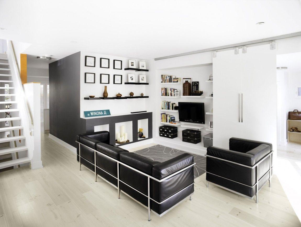 Modernes bungalow innenarchitektur wohnzimmer  modernes wohnzimmer design von talentierten architekten auf der
