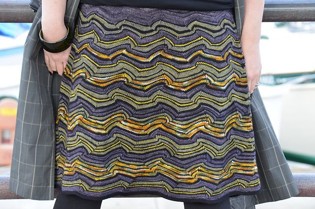 Ravelry: golfjes a skirt pattern by atelier alfa
