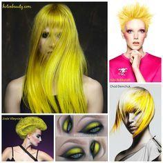 Not so mellow yellow! #hotonbeauty #yellowhair hotonbeauty.com
